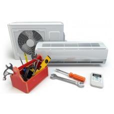Instalare standard aer conditionat 18000-24000 BTU