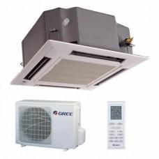 Aparat de aer conditionat tip caseta Gree R32 GUD100T-A-T-GUD100W-NhA-T Inverter 34000 BTU