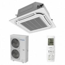 Aparat de aer conditionat tip caseta Gree R32 GUD140T/A-T/GUD140W/NhA-T Inverter 45000 BTU